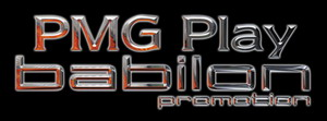 PMG Play Babilon Promotion logo